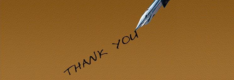 discurso de agradecimiento corto