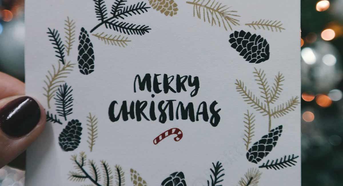ejemplos de carta de navidad